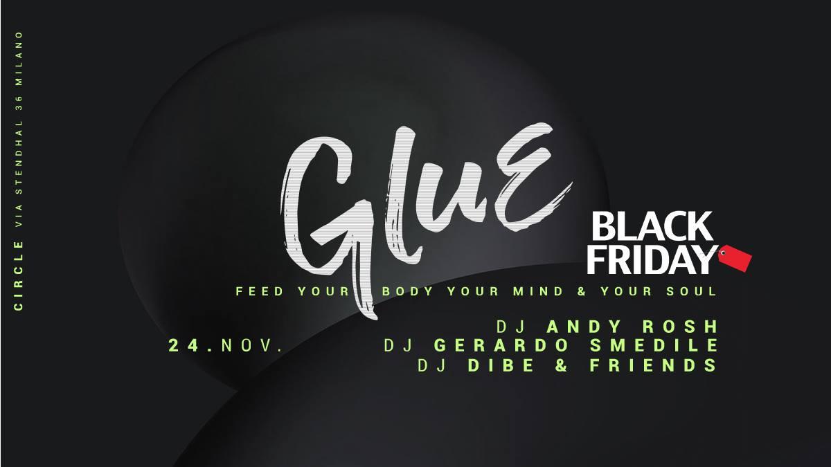 GLUE / Black Friday   YOUparti