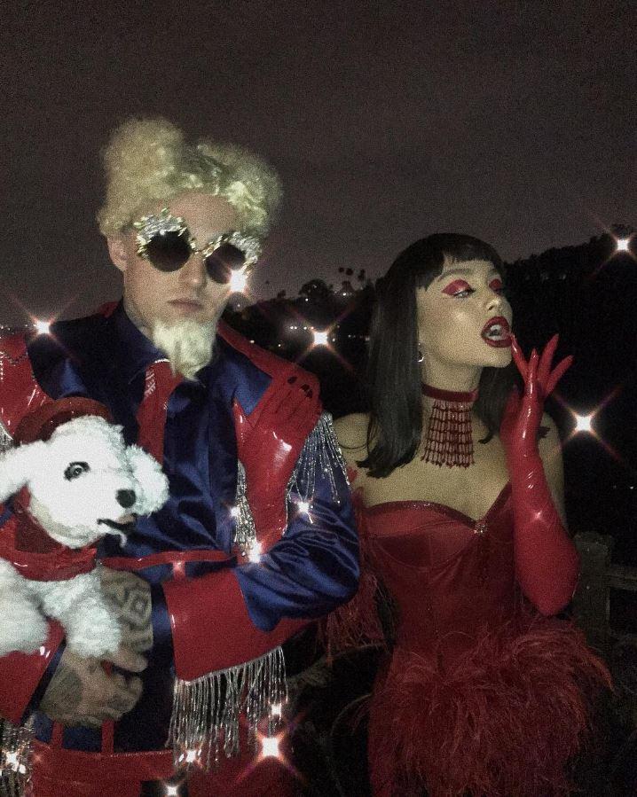 Ariana Grande Halloween vip