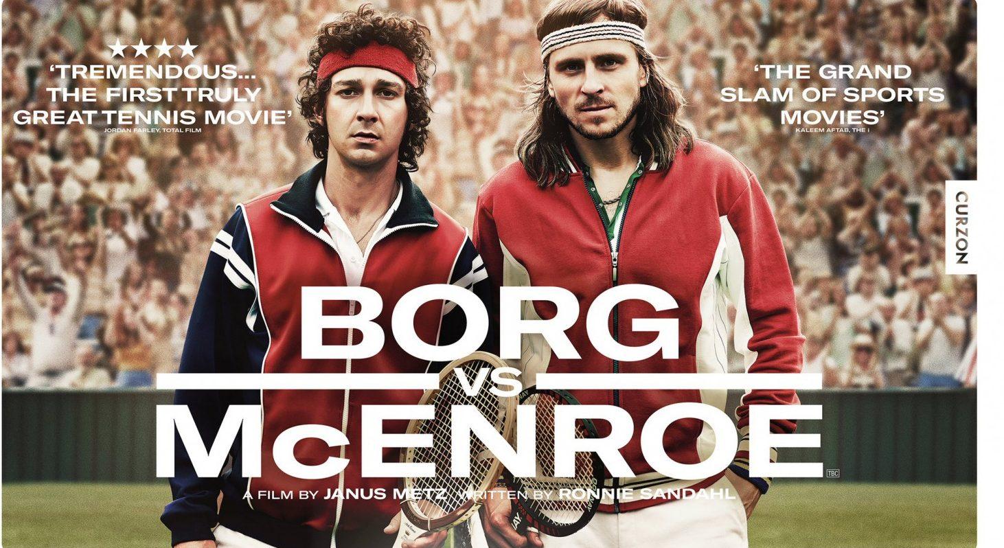 Borg McEnroe la rivalità perfetta