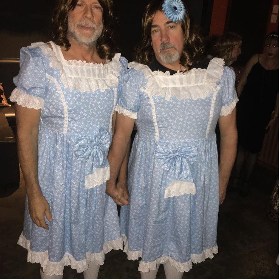 Bruce Willis Halloween Vip