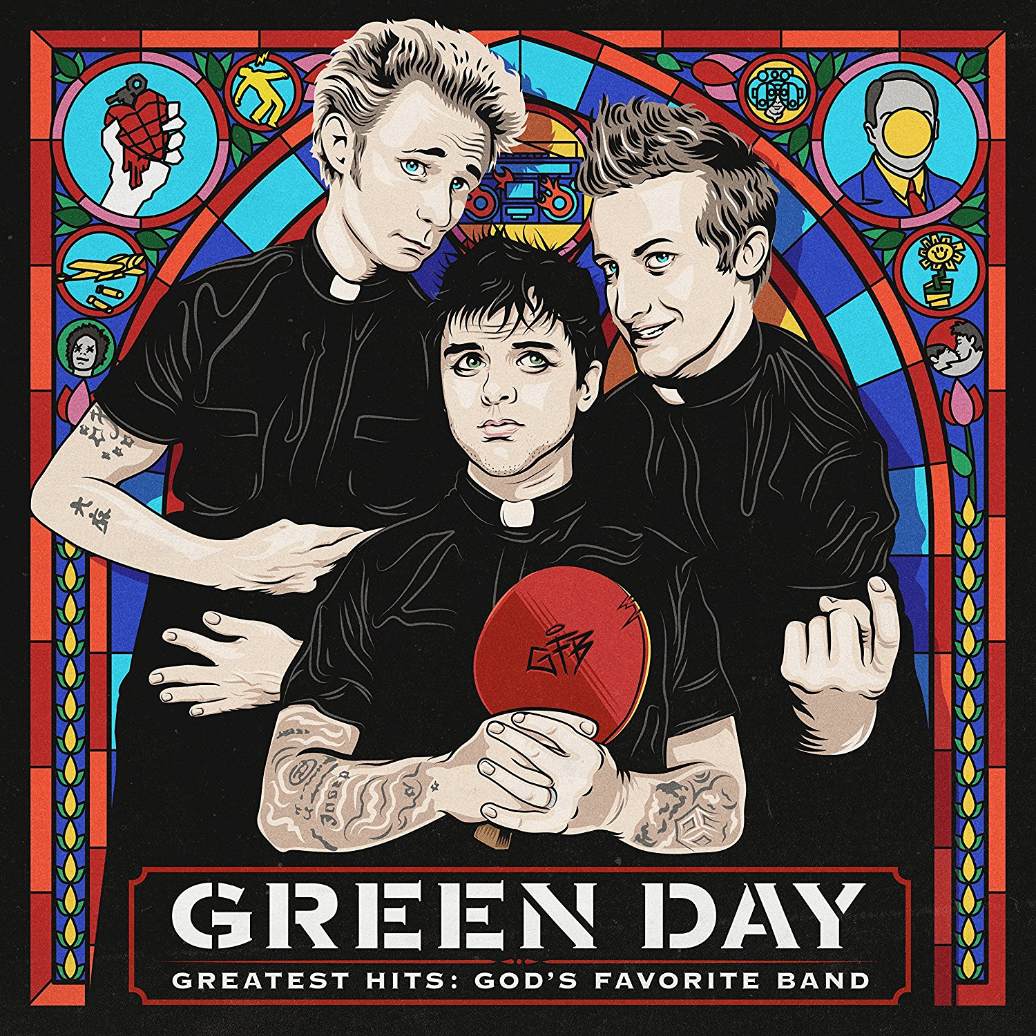 Green day greatest hits YOUparti