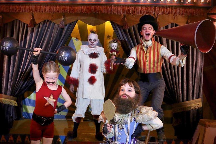Neil Patrick Harris e famiglia Halloween vip