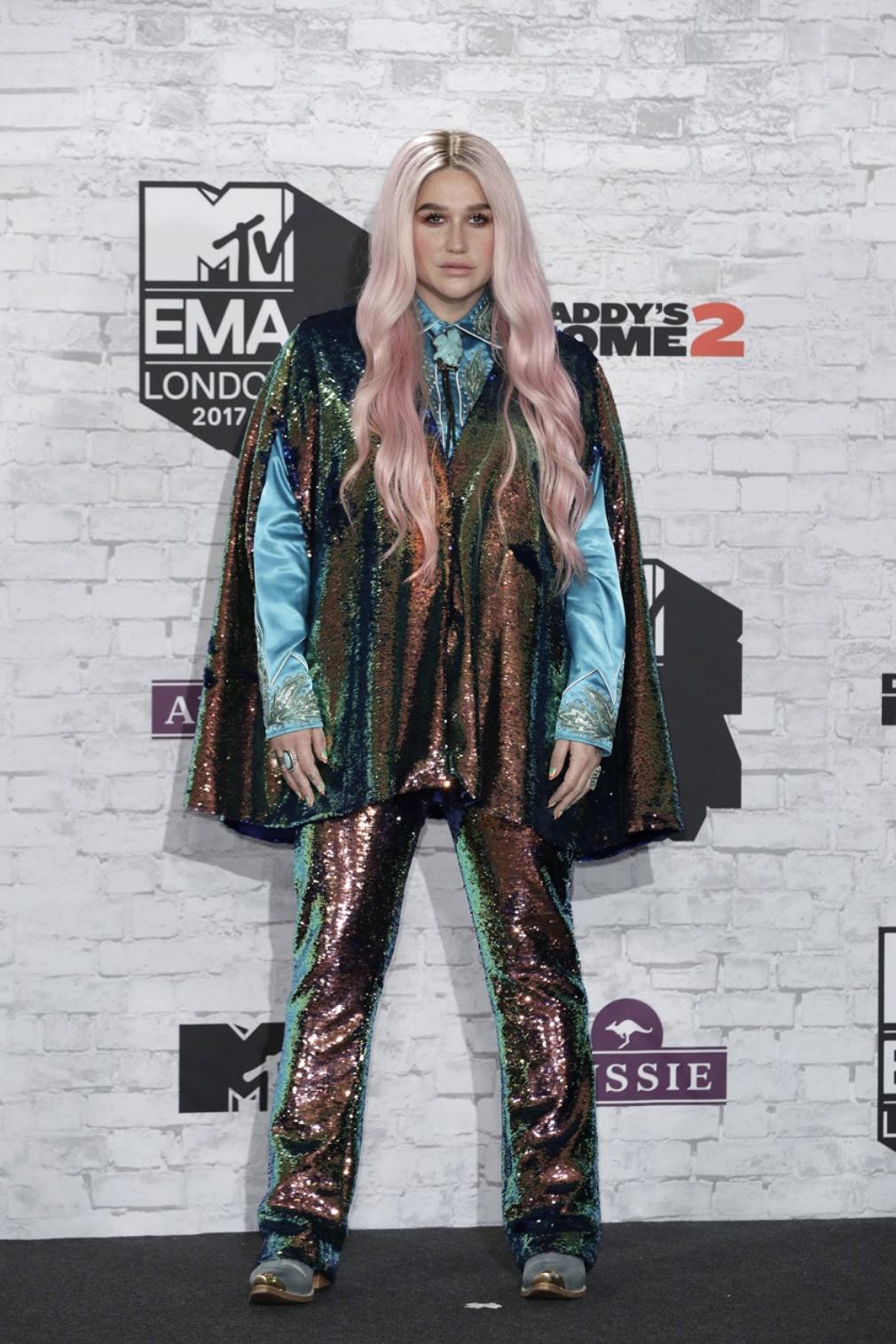 Kesha Mtv Ema 2017 i vincitori