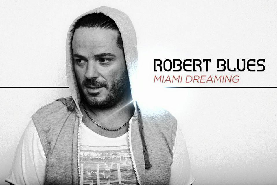 Robert Blues intervista deejay