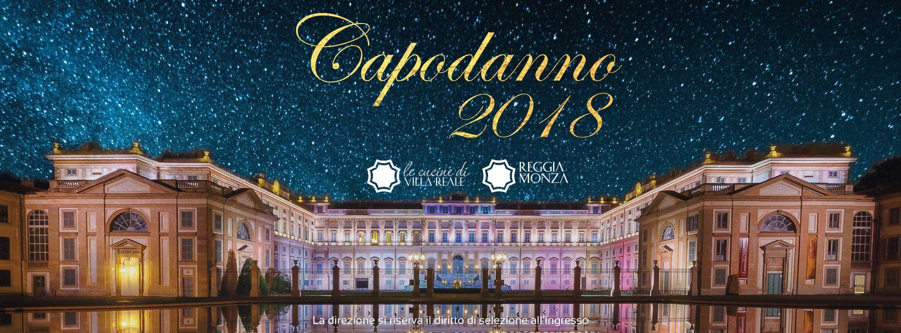 Capodanno 2018 Villa Reale di Monza Youparti