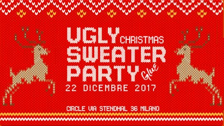 Christmas * Ugly Sweater Party *