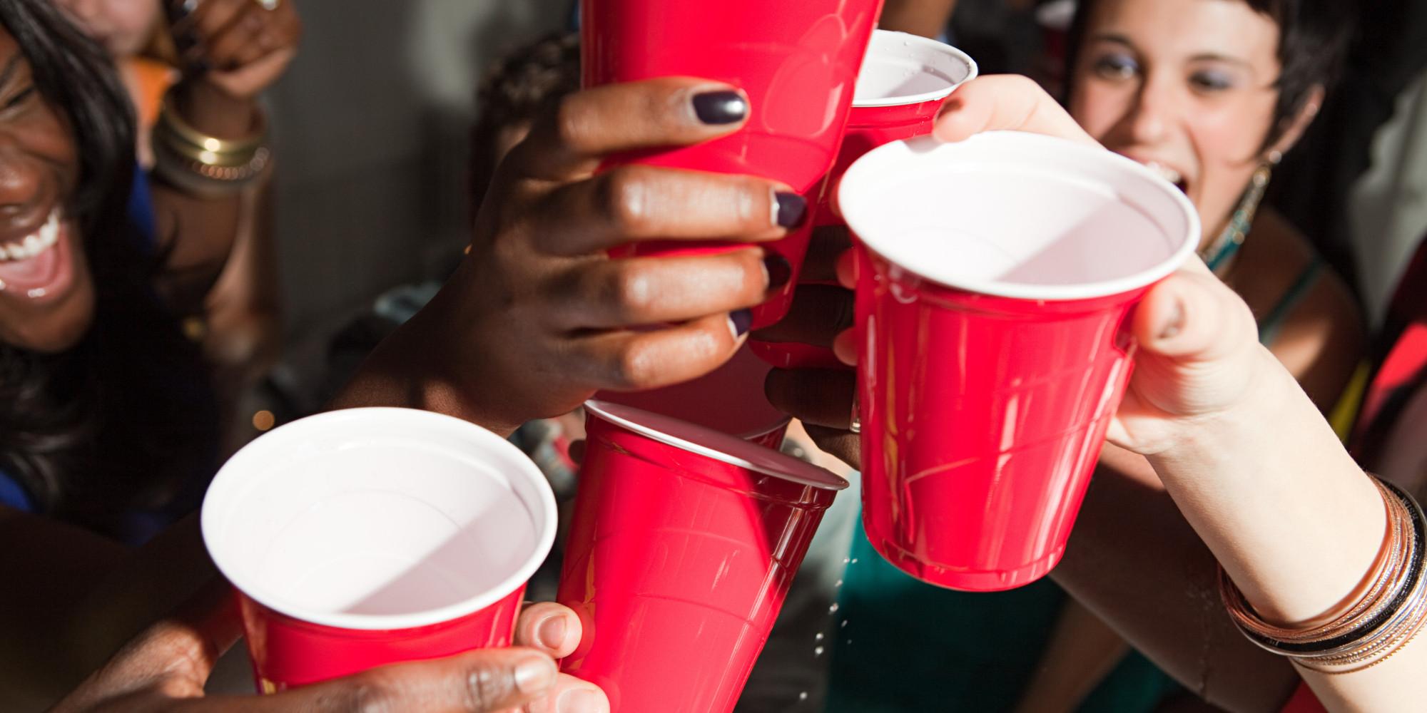 College party l'alcol era nell'aria