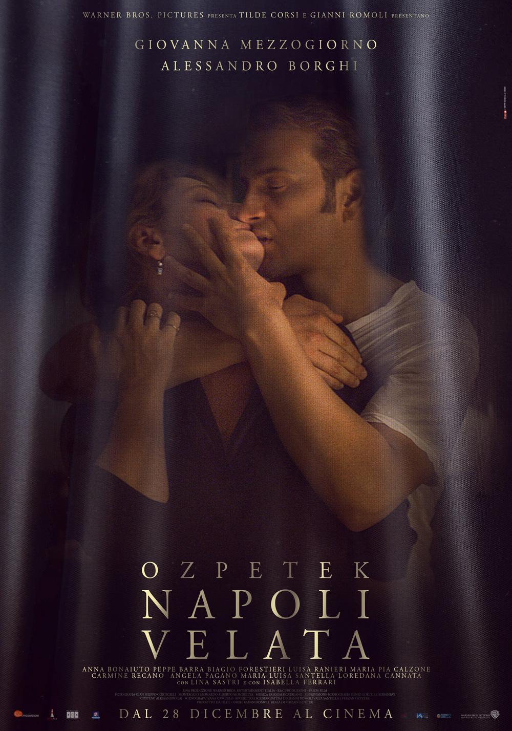Napoli velata Natale al Cinema