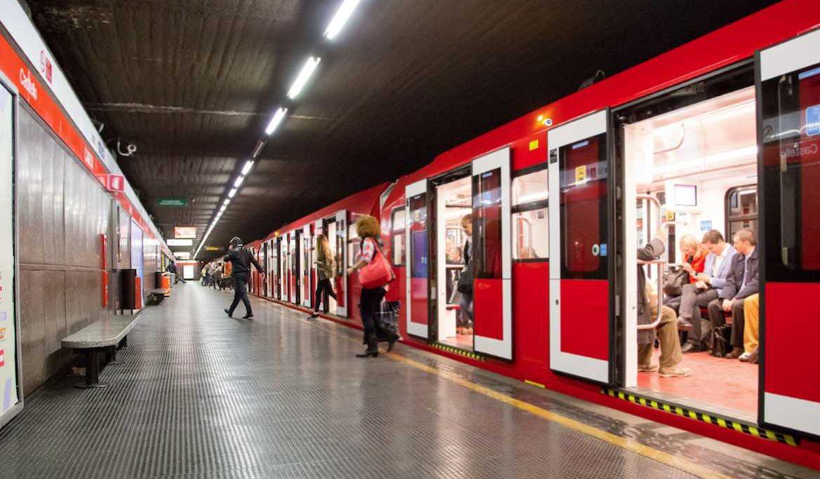 Metropolitana Baggio Milano YOUparti
