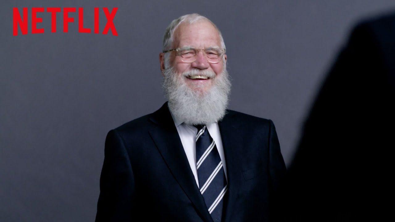 David Letterman e Barack Obama Netflix