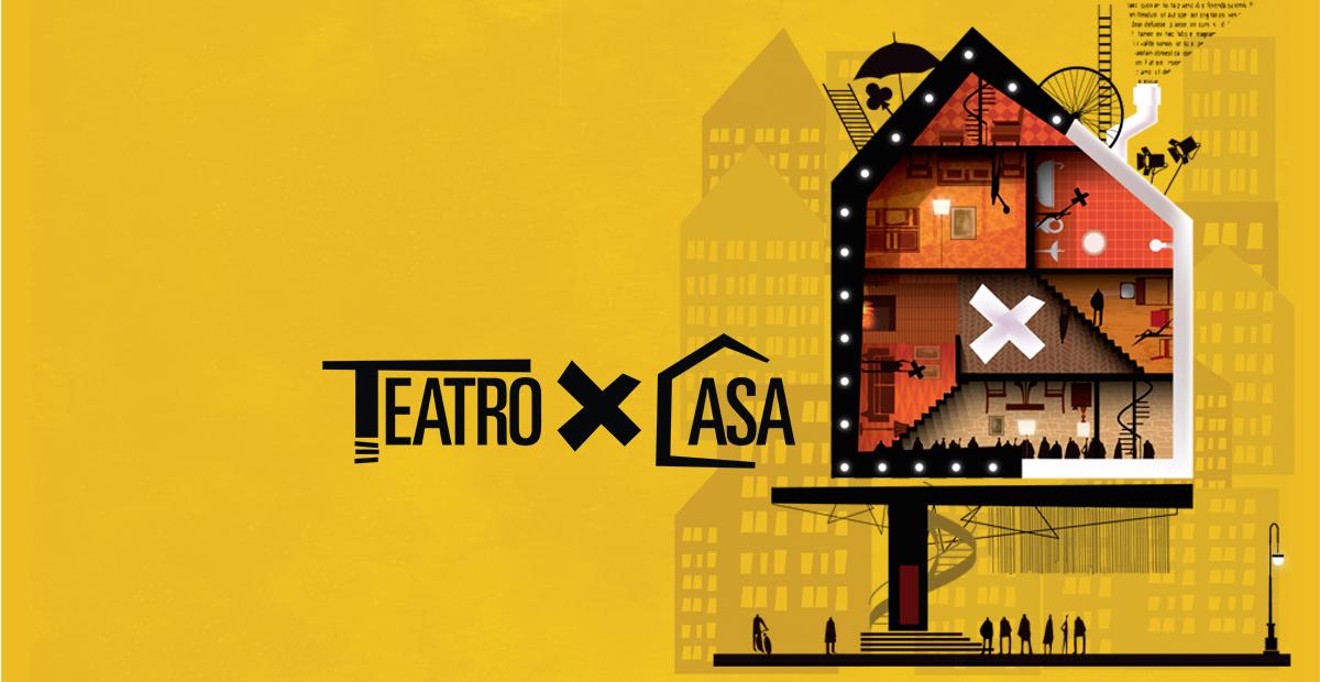 Teatro x Casa