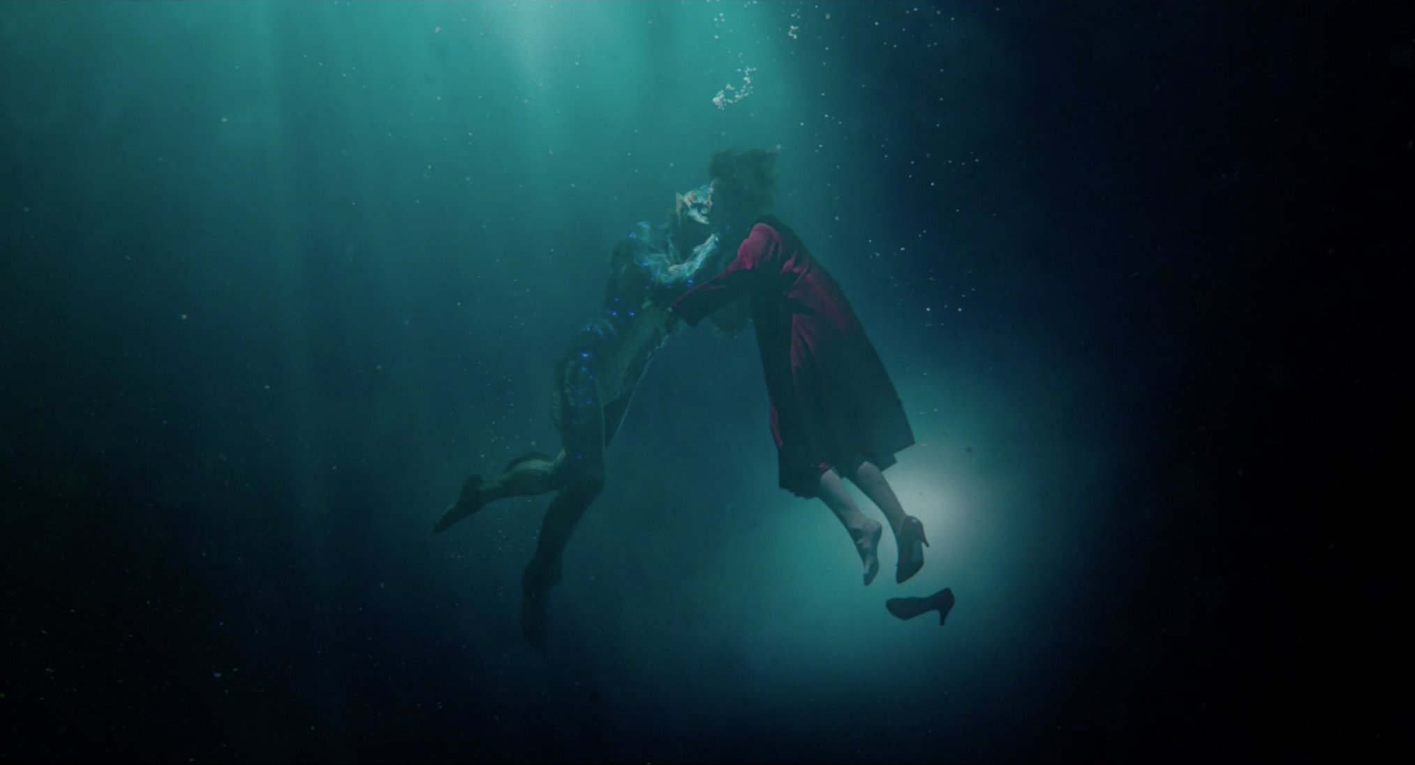 The Shape Of the Water Oscars