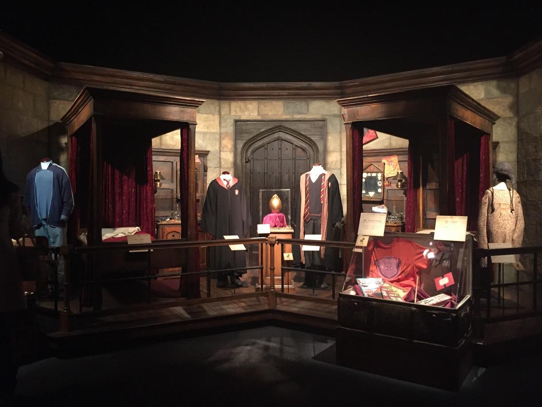 Harry Potter The exhibition Milano