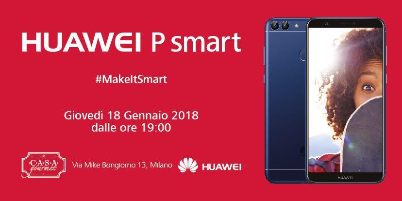 Huawei P Smart #MakeItSmart | YOUparti