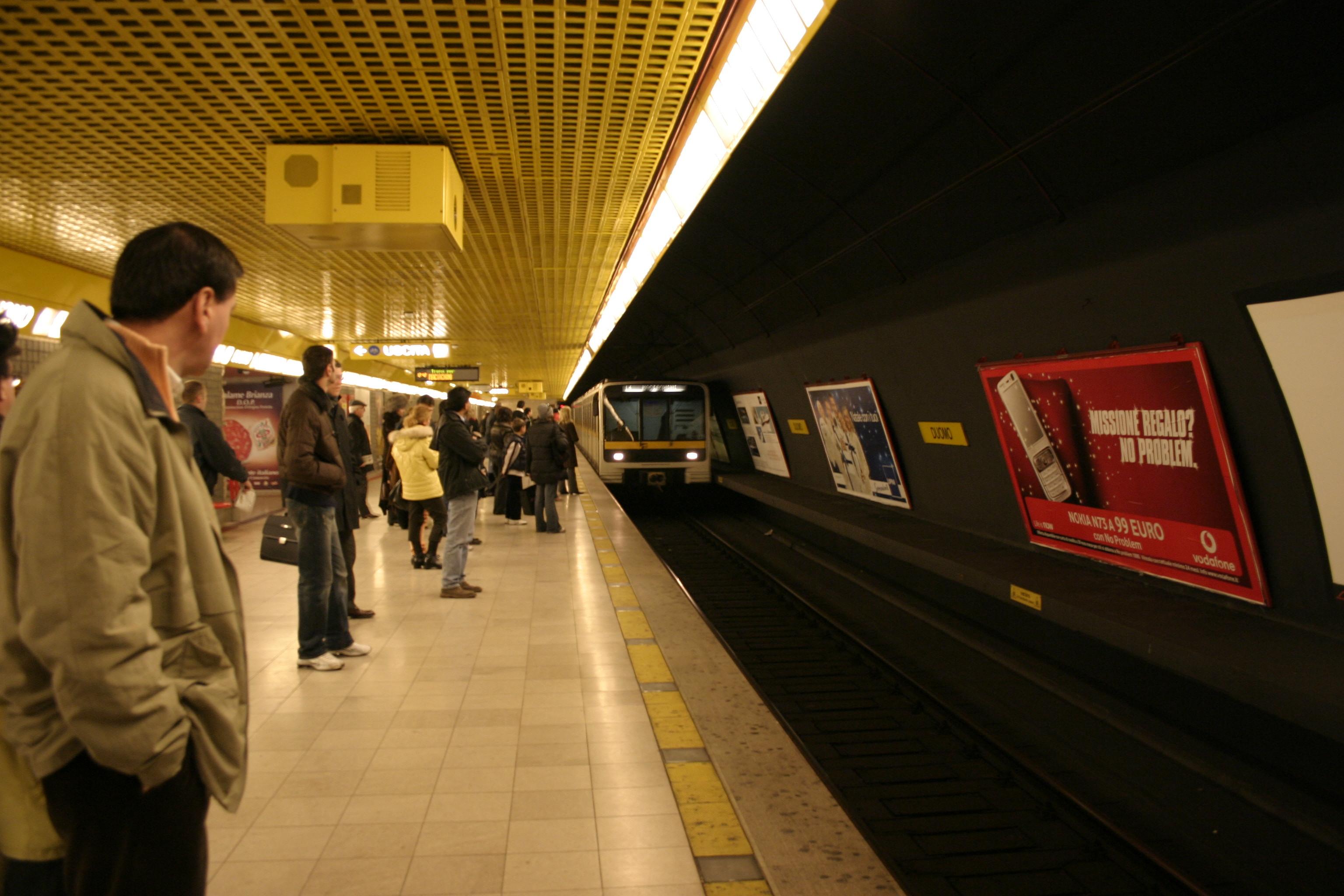 Wi-fi Milano Metropolitana