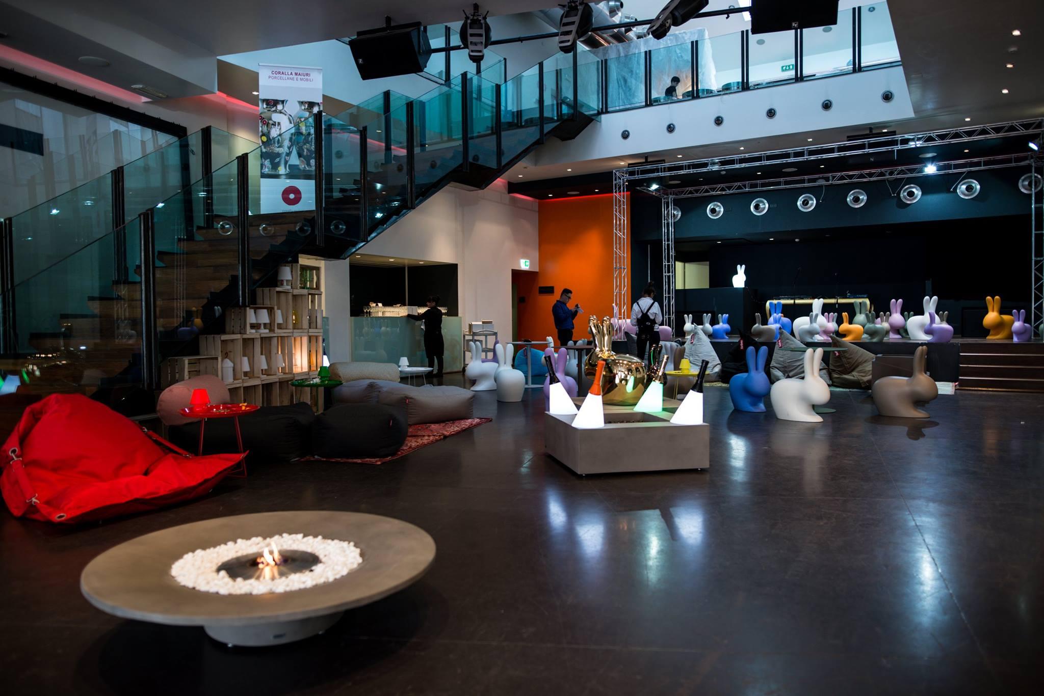 NHOW hotel milano eventi youparti party