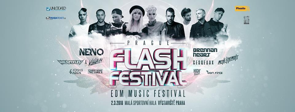Flash Festival Praga 2018