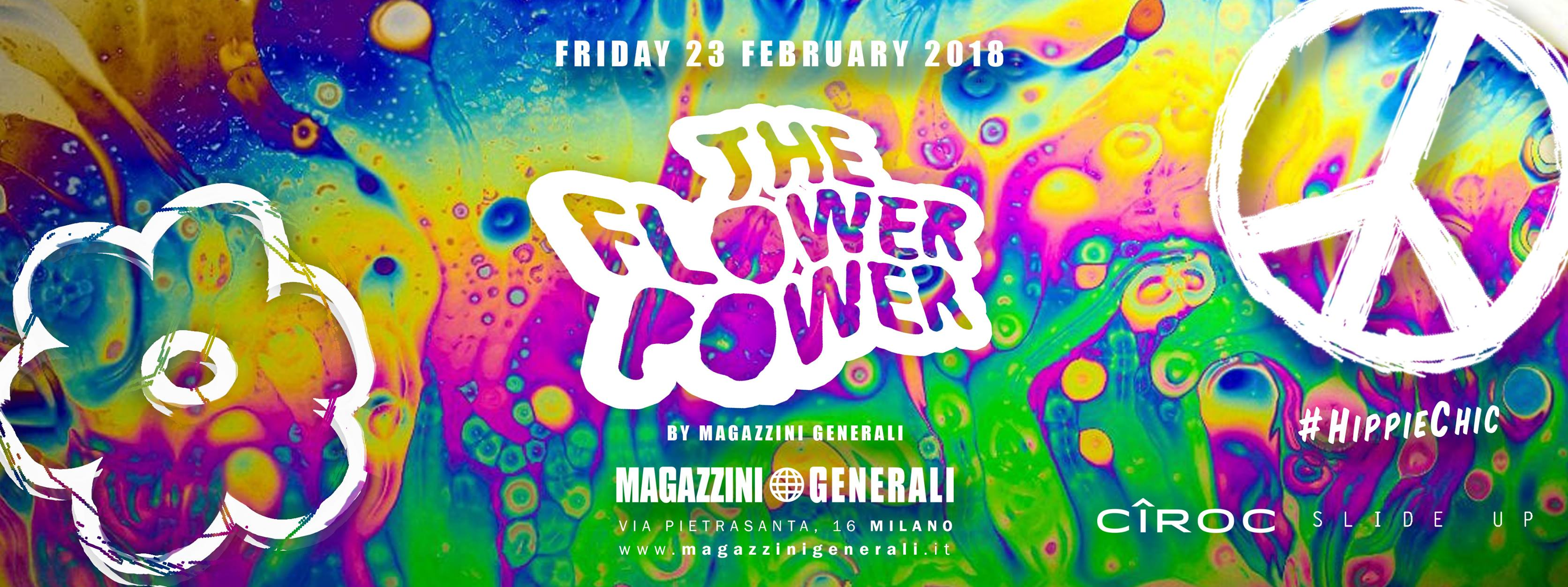 The Flower Power | Milan Fashion Week | YOUparti