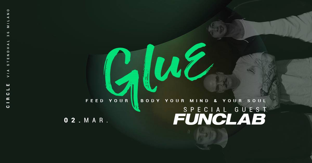 GLUE   Special Guest Funclab   YOUparti