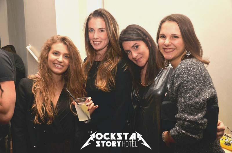The Rockstar Story Hotel / Carnival Party   YOUparti