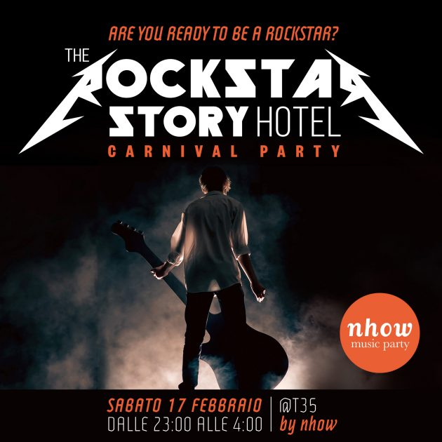 The Rockstar Story Hotel / Carnival Party | YOUparti