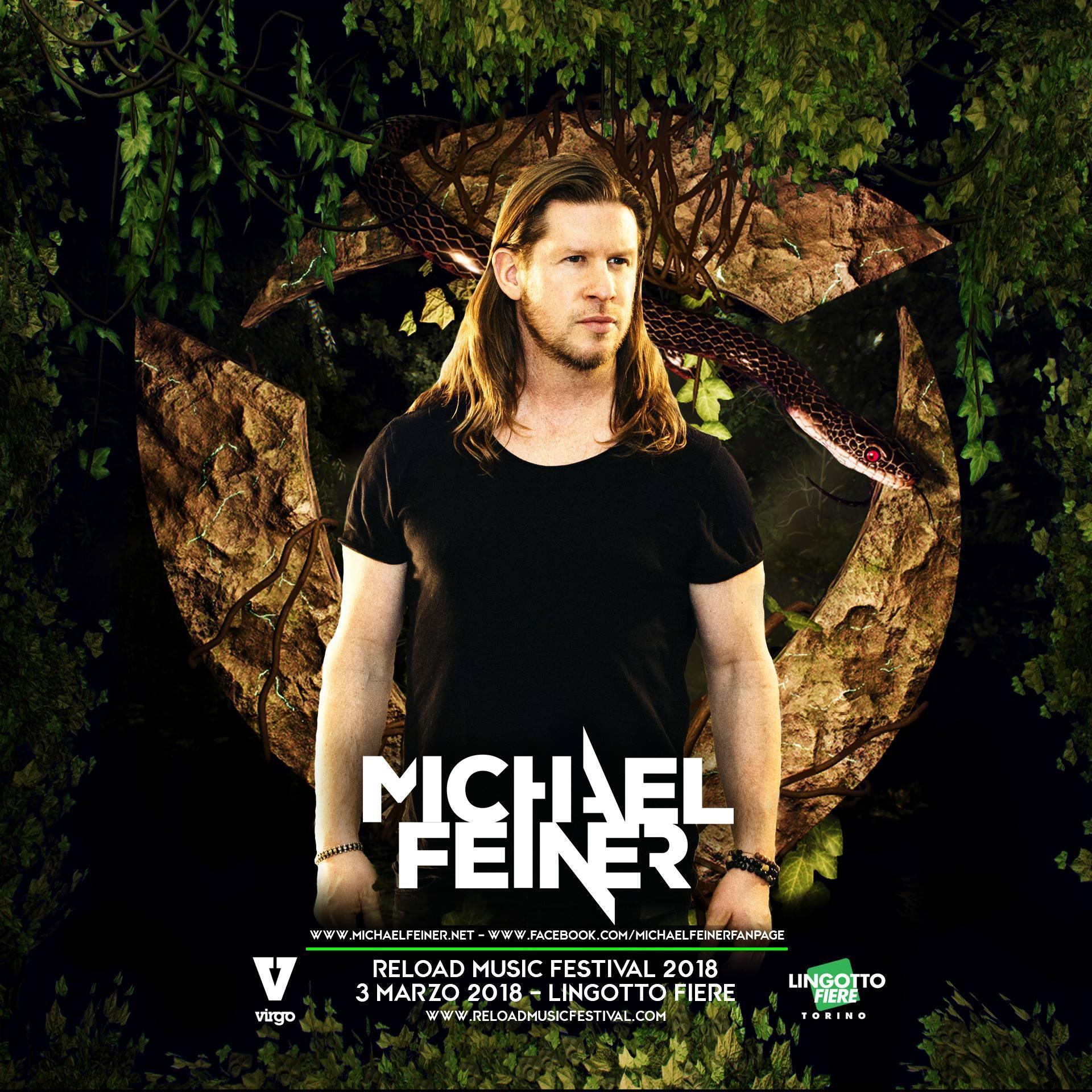 Reload Music Festival 2018 Michael Feiner