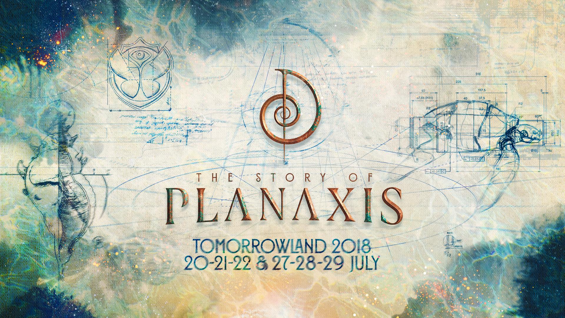 Tomorrowland 2018 lineup
