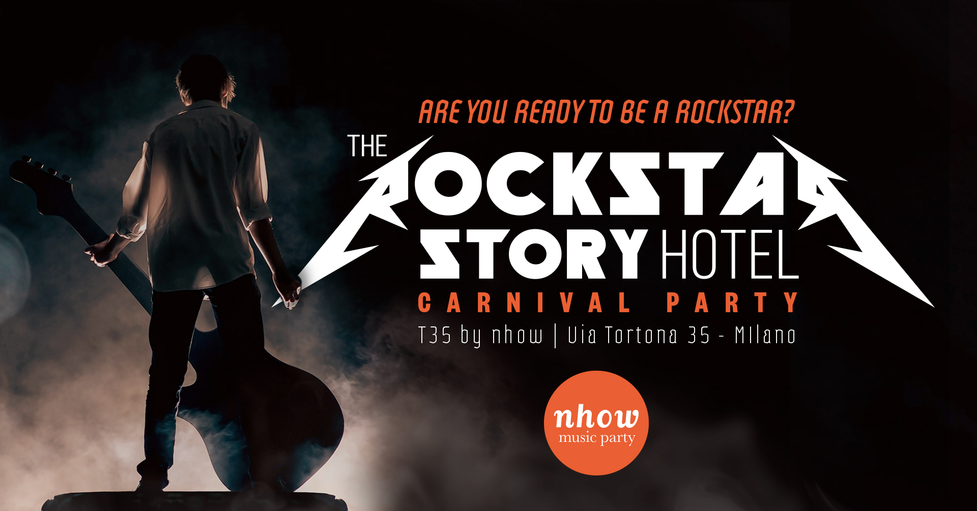 nhow hotel private party The Rockstar Story Hotel / Carnival Party   YOUparti