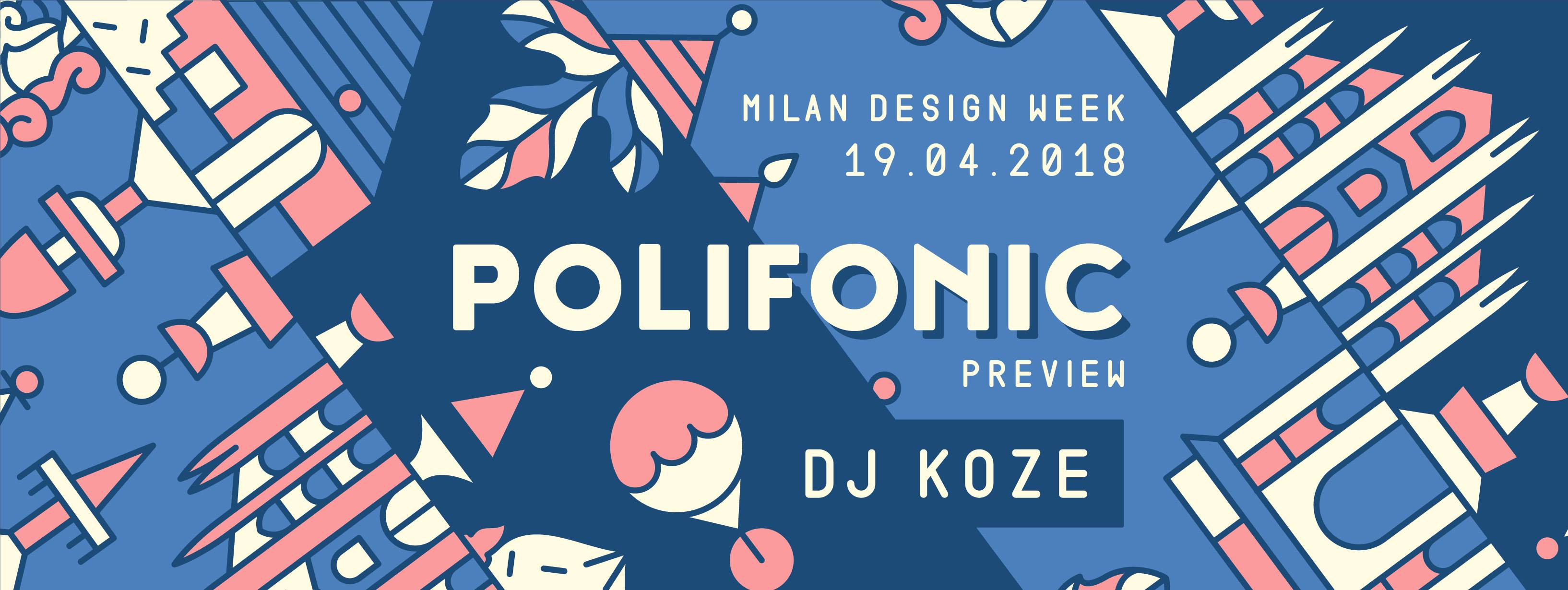 Polifonic Preview | MDW with DJ KOZE | YOUparti