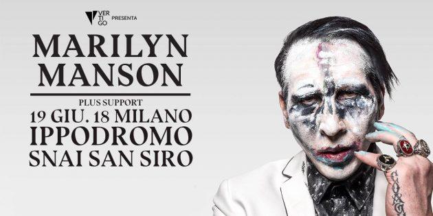 Marilyn Manson a Milano | YOUparti