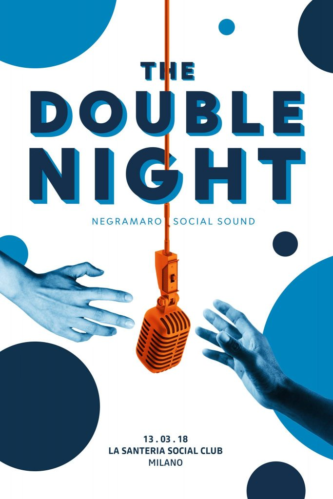 The Double Night - Negramaro Social Sound | YOUparti