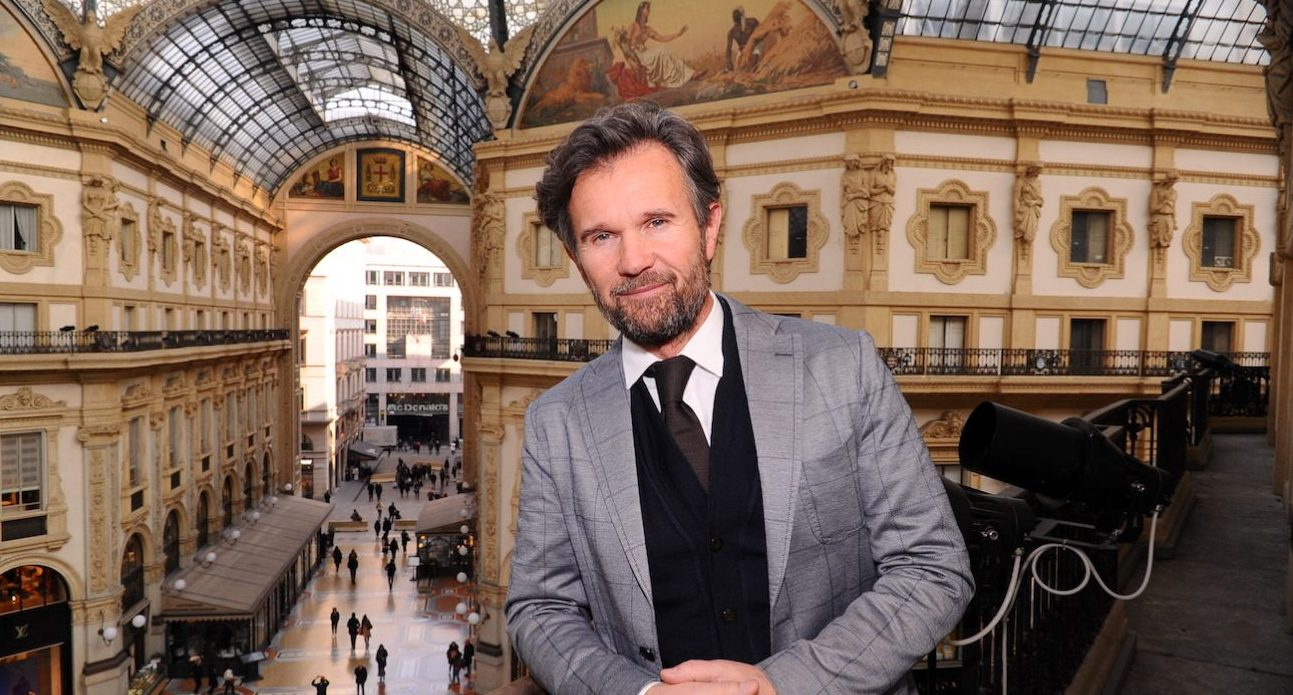 Cracco in Galleria inaugura a Milano