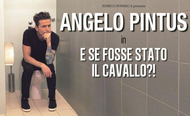 Angelo Pintus a Milano | YOUparti