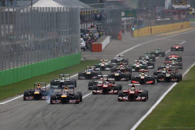 Formula 1 - Gran Premio D'Italia 2018 | YOUparti