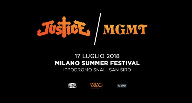 Justice + MGMT a Milano | YOUparti