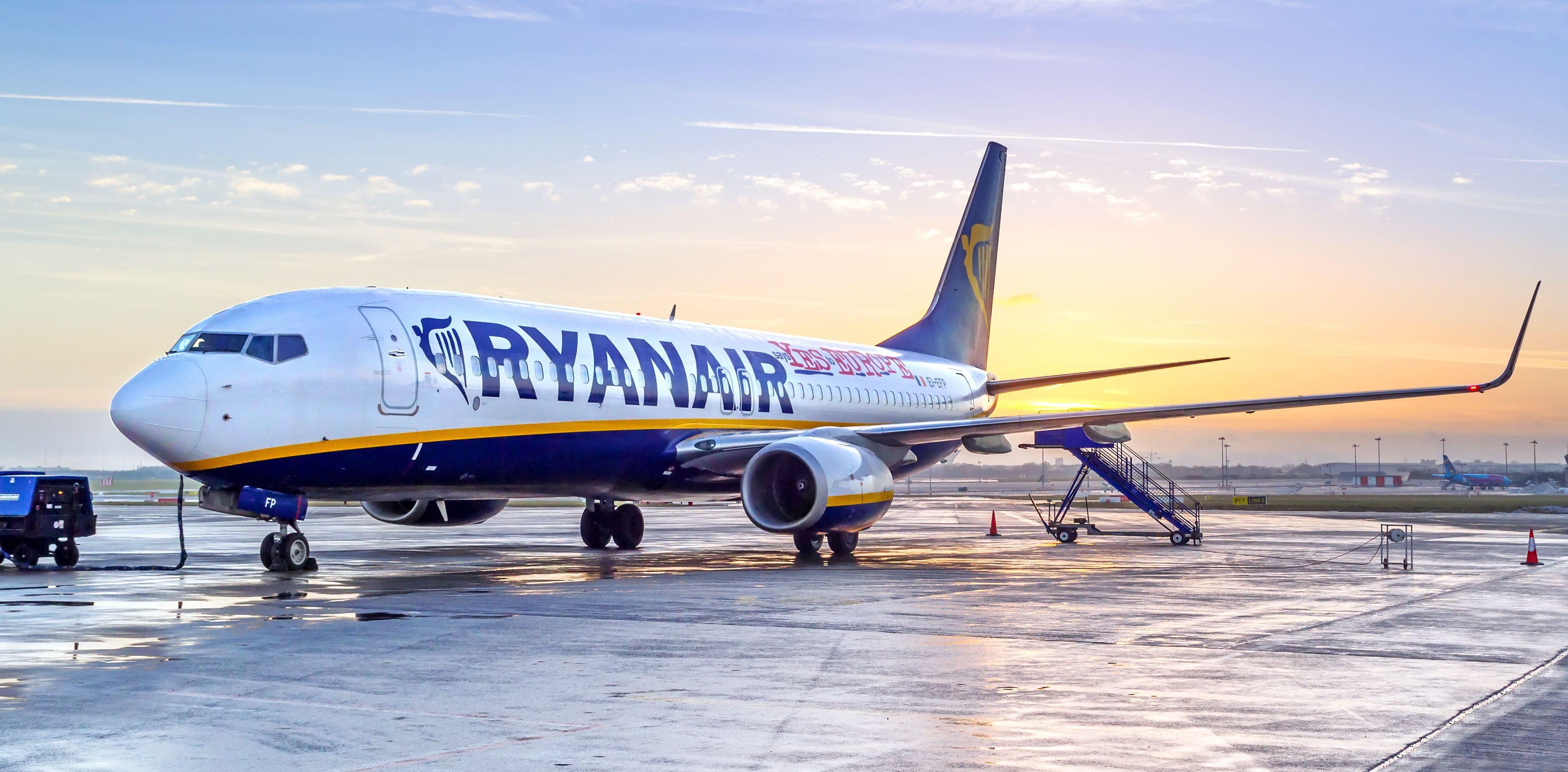 Ryanair 37 nuove rotte