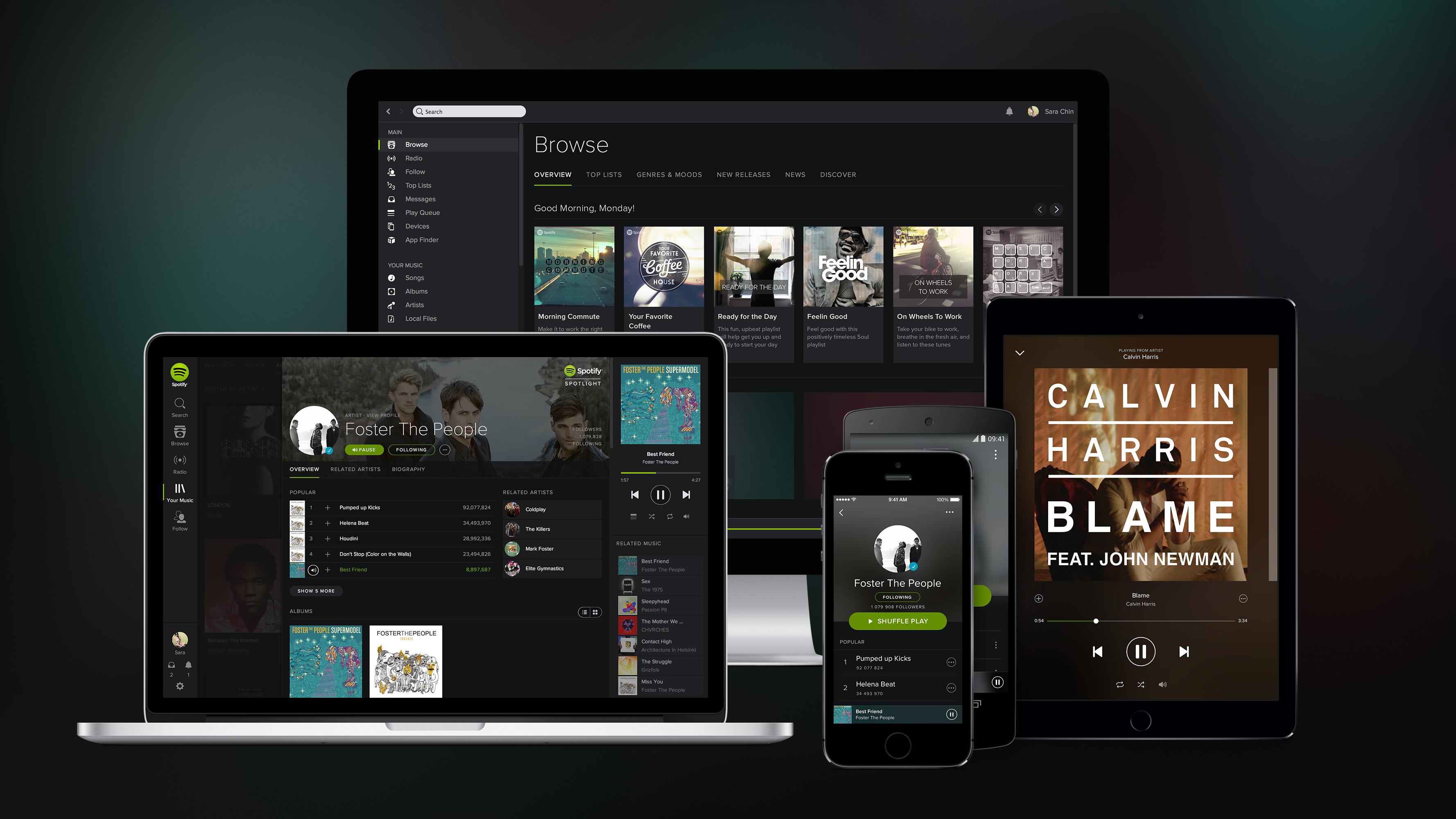 Spotify blocca le app craccate e gli utenti si ribellano