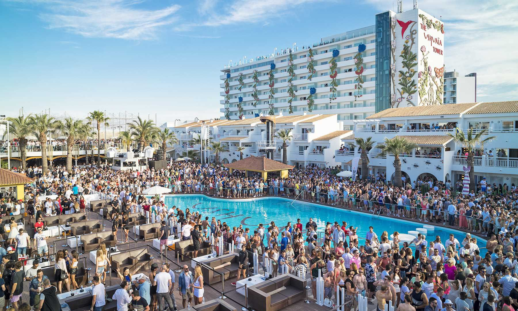 Ushuaia Ibiza Dj Mag Top 100 clubs 2018 YOUparti