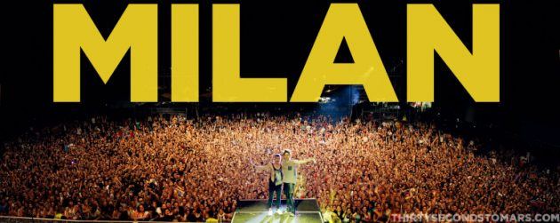 Thirty Seconds To Mars a Milano | YOUparti