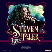 Steven Tyler in Italia | YOUparti