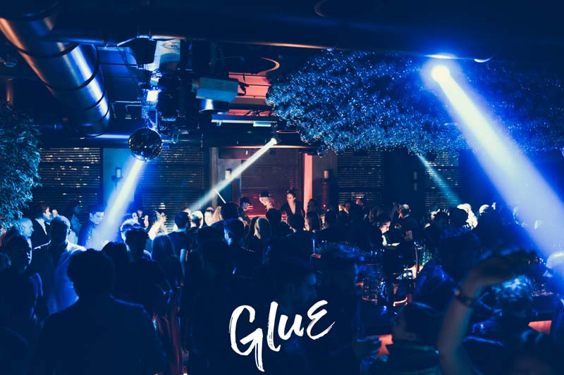 GLUE | Musica Da Favola - After Jesus Reunion | YOUparti circle milan house music free