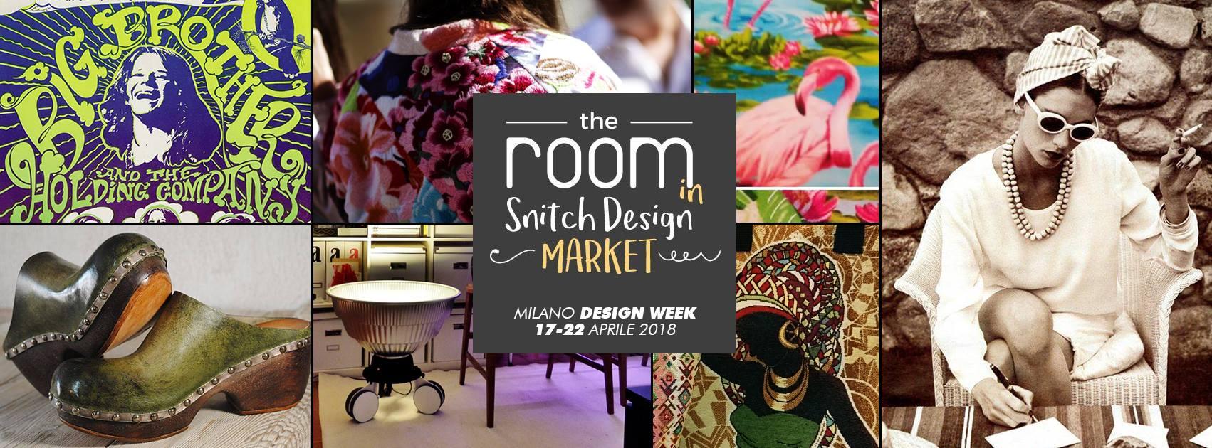 Snitch Design Market 2018 milano design week party