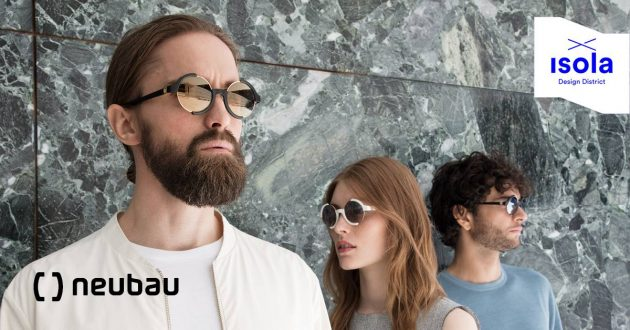 Isola Design District presents: neubau eyewear | YOUparti PARTY DESIGN WEEK MILANO free beer