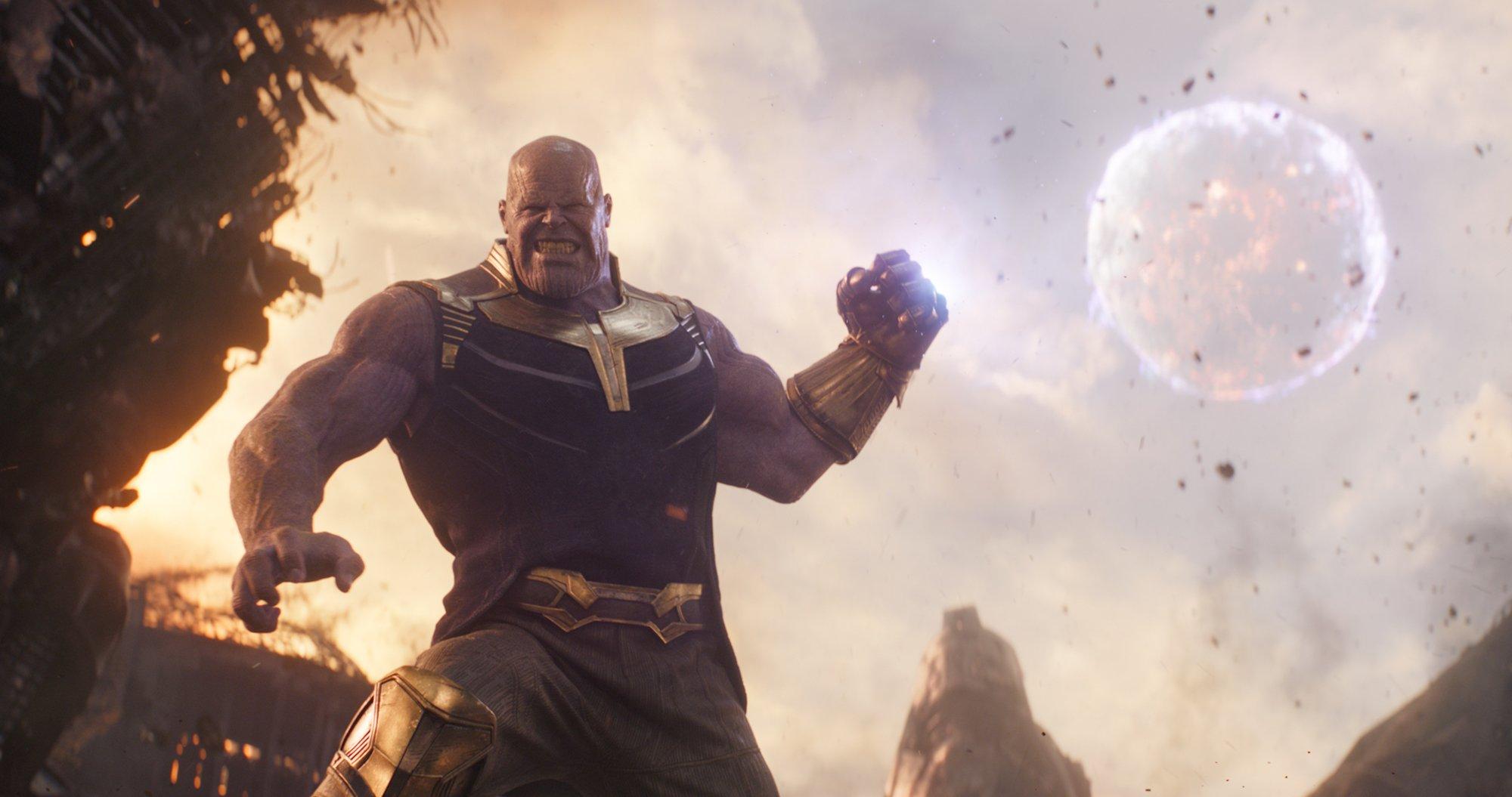 Avengers Infinity War la recensione