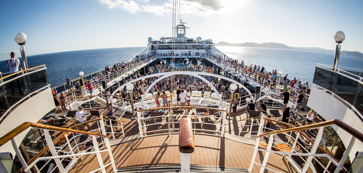 Mdrnty Cruise crociera festival underground