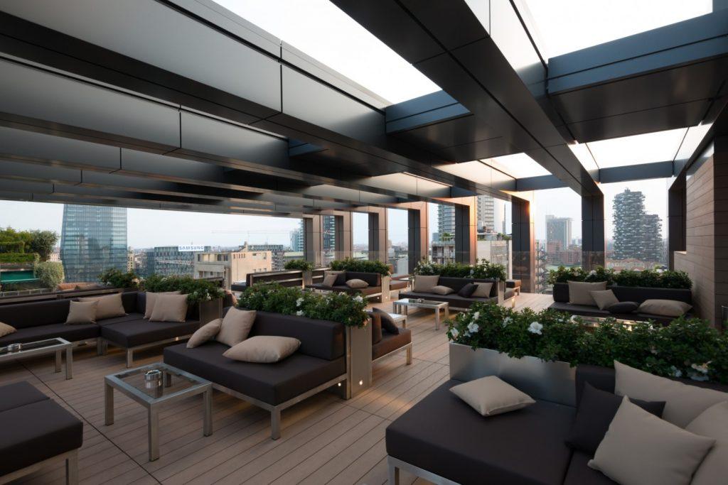 La Gare Hotel / Rooftop Party | YOUparti milano