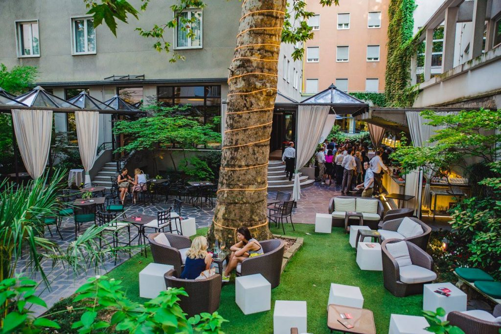Garden Hotel Manin / Cocktail Party | YOUparti milano