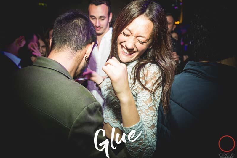 GLUE / LaTeq + Chris Tiger   YOUparti circle friday milano