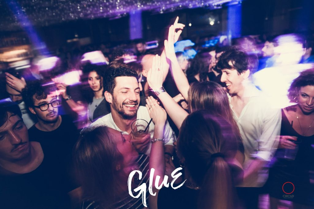 GLUE / F2R & Friends | YOUparti milano circle house free