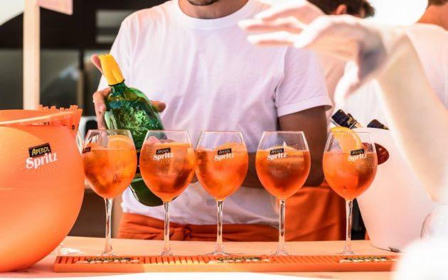 Open Spritz Party Nyx Hotel | YOUparti milano